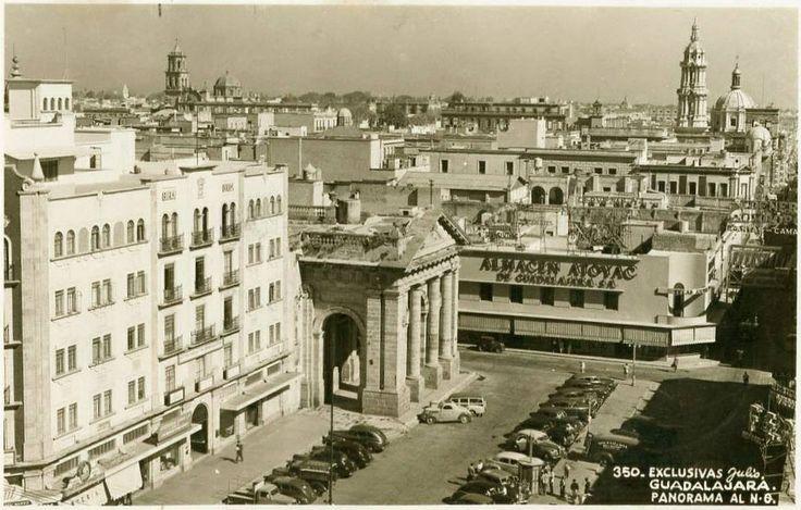 Guadalajara 1950