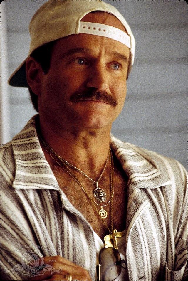 Robin Williams   - The Birdcage.. I still love this movie