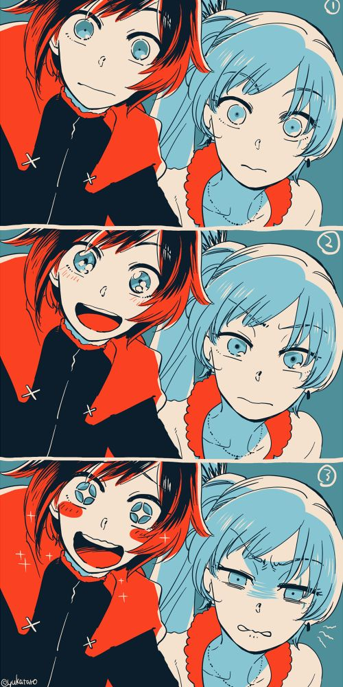 17 best ideas about white rose flower on pinterest rose - Rwby ruby rose fanart ...
