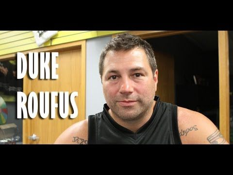 http://mmamicks.com/wp-content/uploads/2016/09/duke-roufus-interview.jpg http://mmamicks.com/duke-roufus-talks-coaching-philosophy-tyron-woodley-anthony-pettis/   Duke Roufus Discusses His Coaching Philosophy, Tyron Woodley & Anthony Pettis Duke Roufus is a former professional kickboxer and owner/head coach at Roufusport MMA based in Milwaukee, USA.