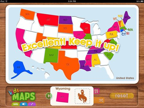130 best social studies apps images on pinterest app store apps kids maps app geography puzzle app for kids 6 and younger sciox Images