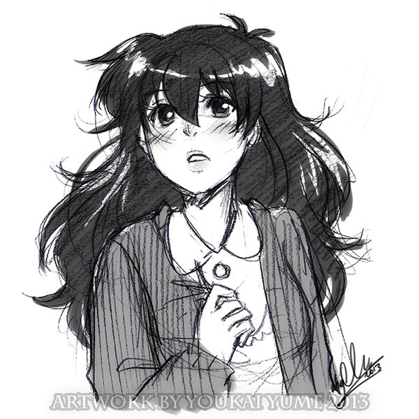 Inuyasha Classmate Girls By Xshani Chanx On Deviantart: 85 Best Sketches To Draw Images On Pinterest