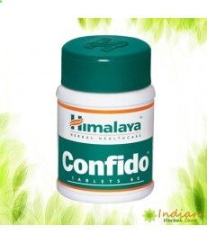 Premature Ejaculation  - Himalaya Herbal Confido 60 Tablets pack - For Premature Ejaculation. Himalaya Confido is well known medicine for the treatment of male sexual disorders such as Premature ejaculation. Inadequate circulation of testosterone levels results in male sexual dysfunction. - Follow My Simple Suggestions for Curing Premature Ejaculation and You'll Last for 30 Minutes or Longer by the End of the Week!