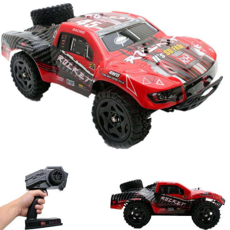 Introductions: As a 1:16 scale model of a real short-range truck, the REMO 1621 1/16 50km/h 2.4G 4WD Brush RC Short-Range Truck RC SUV makes a great g... #short #course #brushed #waterproof #truck #remo