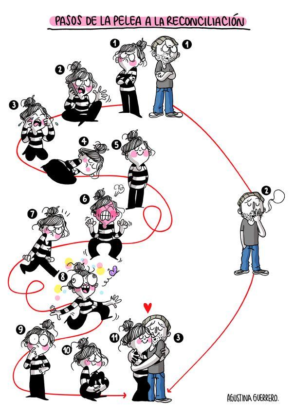 20 imágenes que describen a las parejas que llevan mucho tiempo juntas |The Idealist