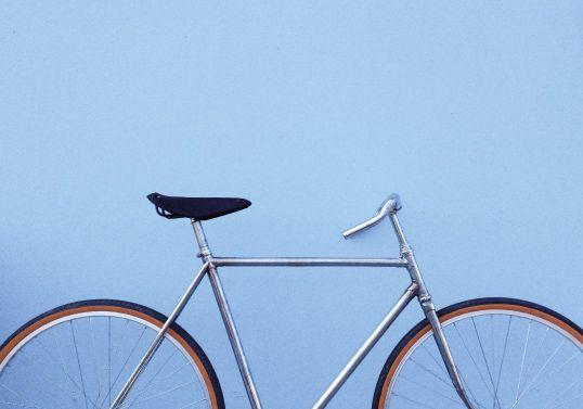 Risultati immagini per telaio bici bianchi sverniciata
