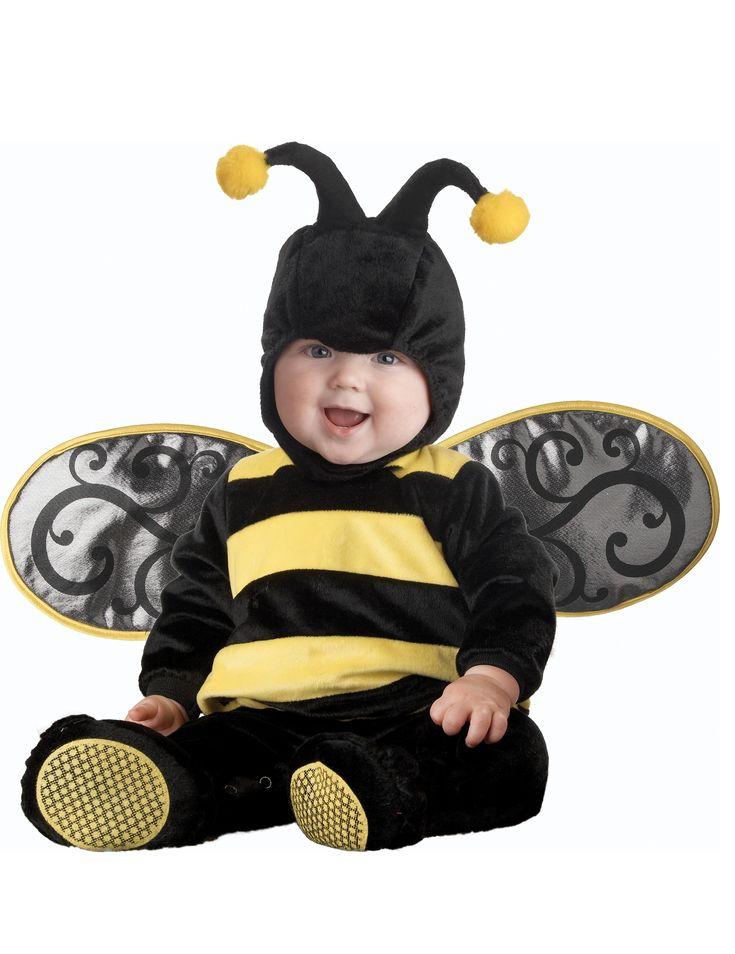 De leukste verkleedkleren voor baby's kunt u bestellen bij Vegaoo.nl! Bestel nu deze bijen outfit voor baby's tegen de beste prijs!