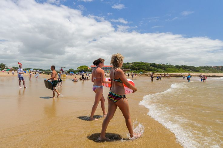 St. Michaels Beach  Family fun where ever you roam