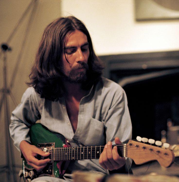 George Harrison....my favorite!!!