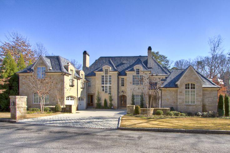 Mansions in Atlanta   Allen Iverson's Atlanta mansion for sale