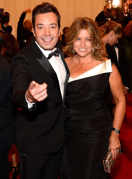 "And baby makes four! Tonight Show host Jimmy Fallon and his wife, Nancy Juvonen, welcomed their second child on December 3. ""Frances Cole Fallon officially entered the world at 8:45AM on December 3rd weighing 5 lbs. 11 ounces and is 18.5 inches long,"" a rep confirmed to The Insider With Yahoo at the time. ""Their new addition joins big sister, Winnie Rose, 1. The couple opted to keep their baby joy to themselves until their new daughter, Frances Cole,  Part 1 of 2"