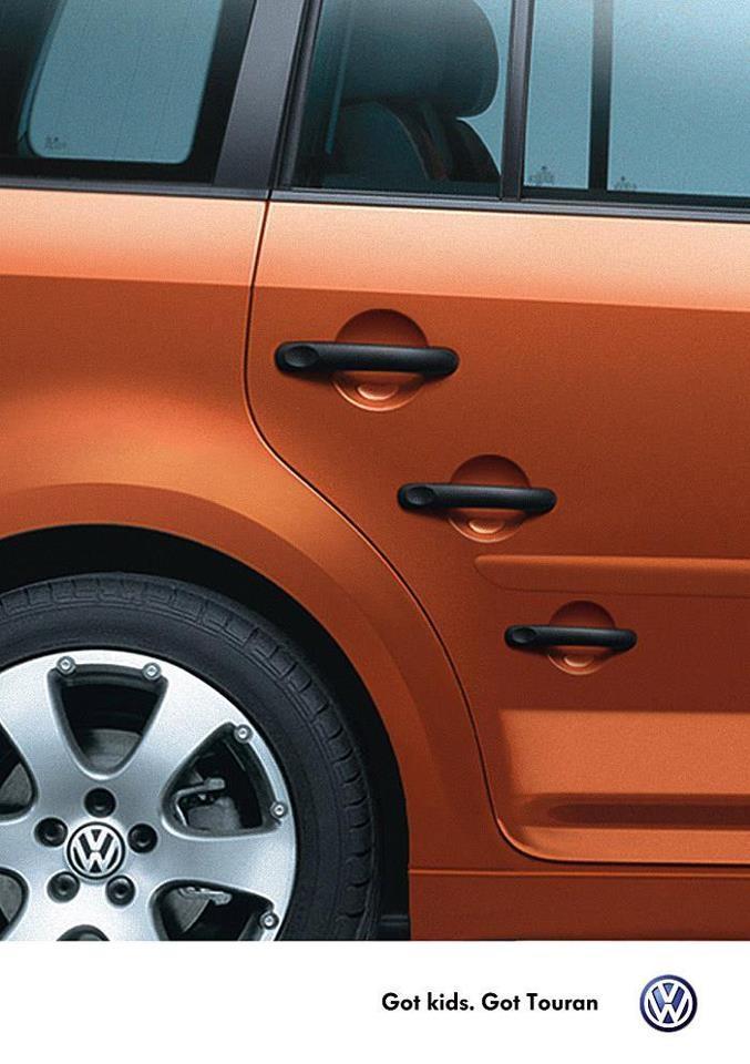 Tem filhos. Tem Touran. @Volkswagen USA #ad