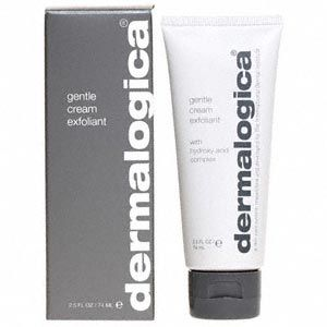 Dermalogica Gentle Cream Exfoliant- more gentle than my glytone mini boost, recommended by many