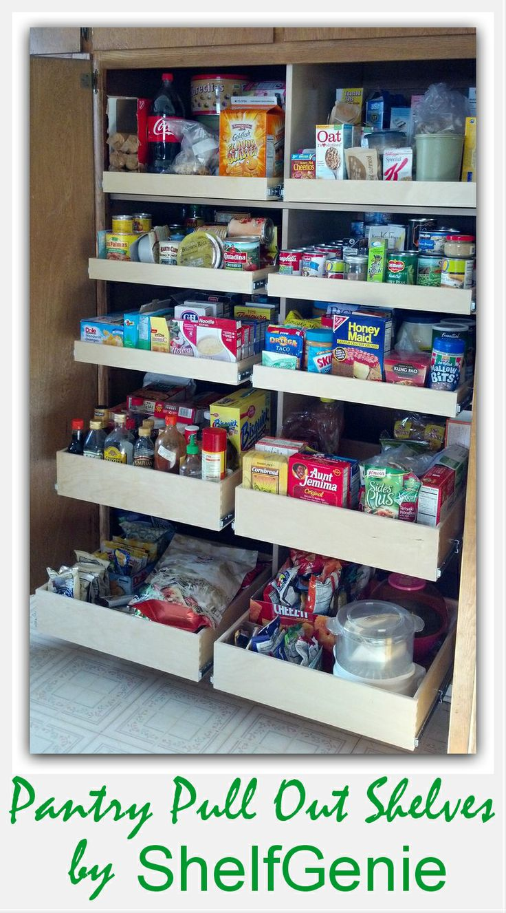 Cloudy skies, sub-zero temperatures, a chance of snow...and a fully stocked #pantry. Things could be worse.
