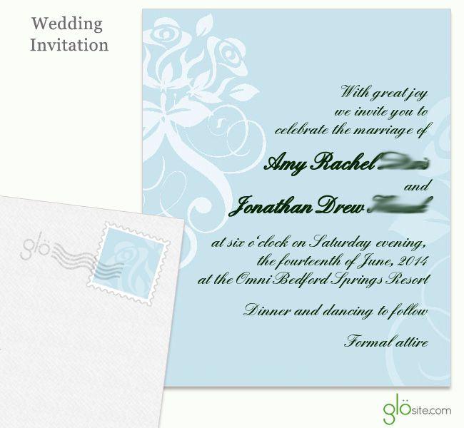 Email Wedding Invitation: 14 Best Email Wedding Invitations + Wedding Websites From