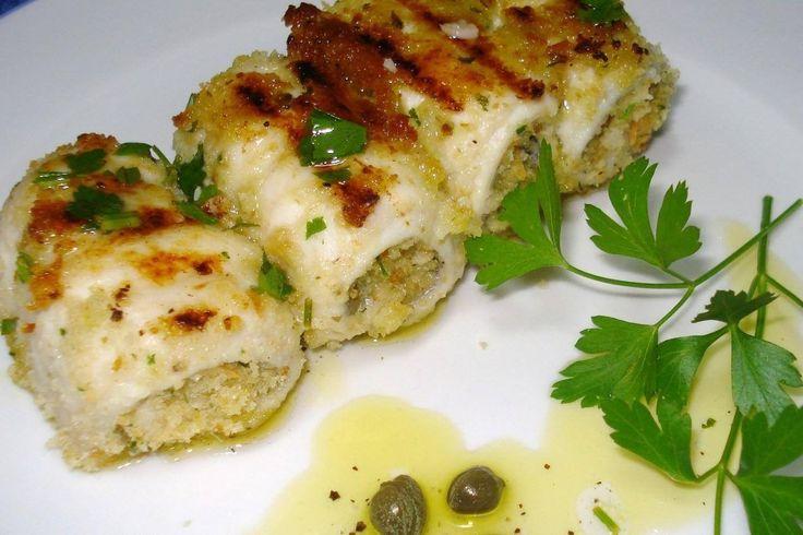 Involtini di Pescespada, Swordfish, Sicilian delicacy!