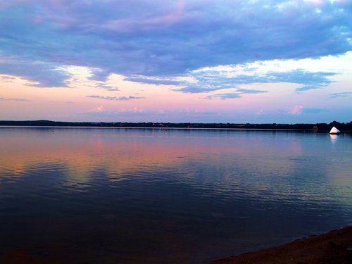 Jezioro Gołdopiwo, Kruklanki, Poland