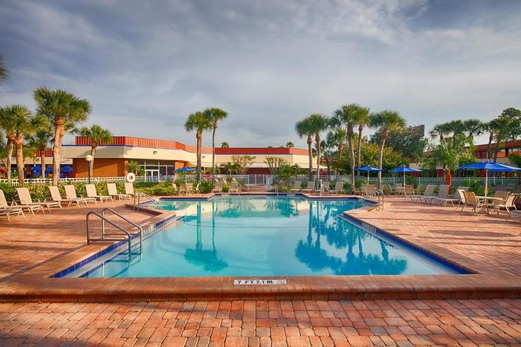 Red Lion Hotel Orlando - Kissimmee Maingate, Kissimmee, Piscine