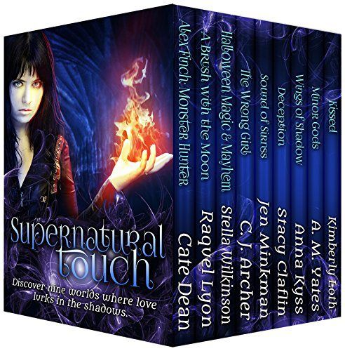 Supernatural Touch 9 Free Paranormal Reads Free Books Free Novels
