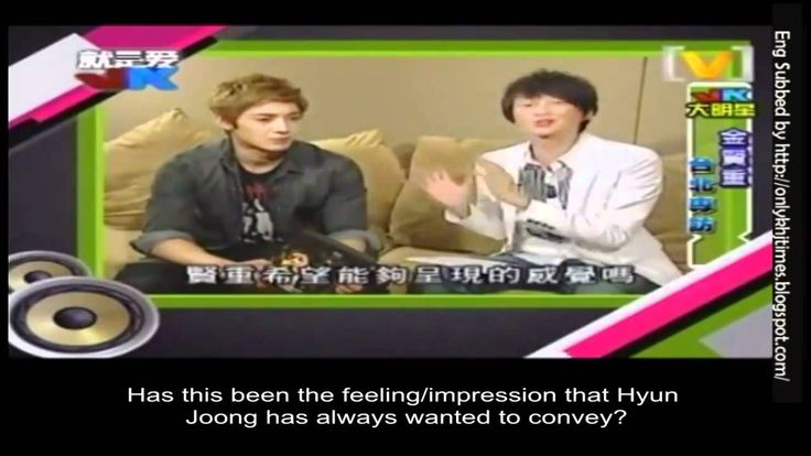 20110824 [Eng Sub] Channel V Just Love JK - Kim Hyun  Joong part 1.mp4/ TIME 9:25 - POSTED 28AUG2011 PLEASE SHARE IT/·75WAITING4KHJVIDEO**27NOV2016