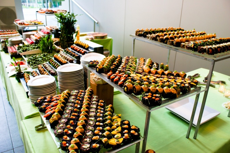 Beyond Sushi Catering: For more info: Contact: tiffany@beyondsushinyc.com