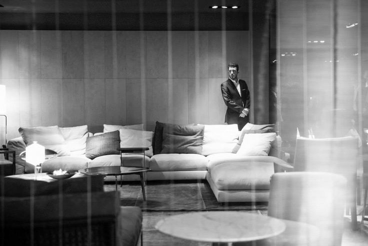 Flexform | Cestone 09 sectional sofa.