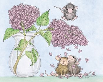 """""""Amanda, Muzzy and Monica"""" from House-Mouse Designs®"""