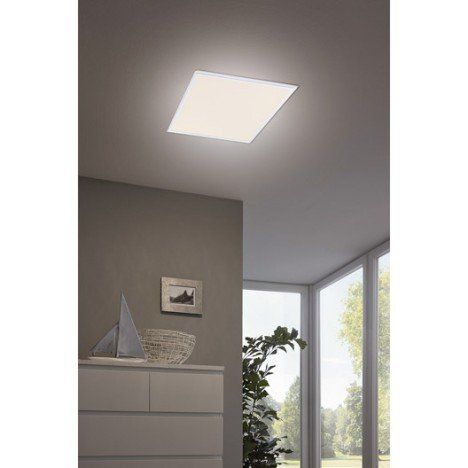 Panneau LED Salobrena, LED 1 x 18 W, LED intégrée