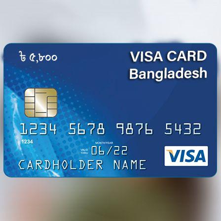 Bd Card Online- Virtual VISA Card- Pay Amazon, Alibaba, eBay, Facebook & Google