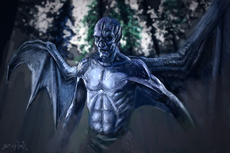 Marcus from Underworld Evolution