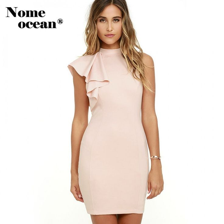 """Cheap women dress, Buy Quality bodycon dress directly from China brand dress Suppliers:                 Size       Bust       Waist       Hips       Length               S       75cm 29.53""""       59cm 23"""