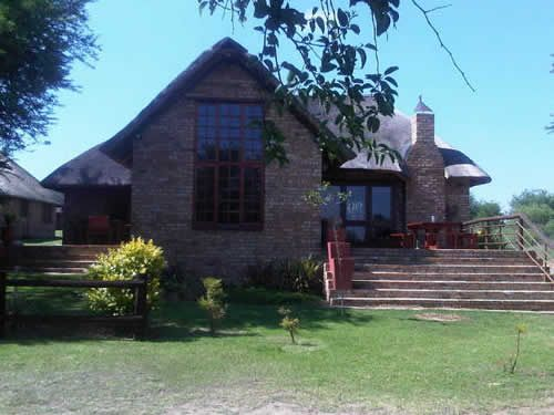 River Lodge in Vanderbijlpark. River Lodge is a self-catering thatched lodge on the Vaal River and next to the Vaal Barrage that has three bedrooms plus a loft and can sleep up to 8 people. The lodge accommodation is secure with undercover parking. The lodge is situated between Parys and Vanderbijlpark on the Free State / Gauteng Border close to the N1.