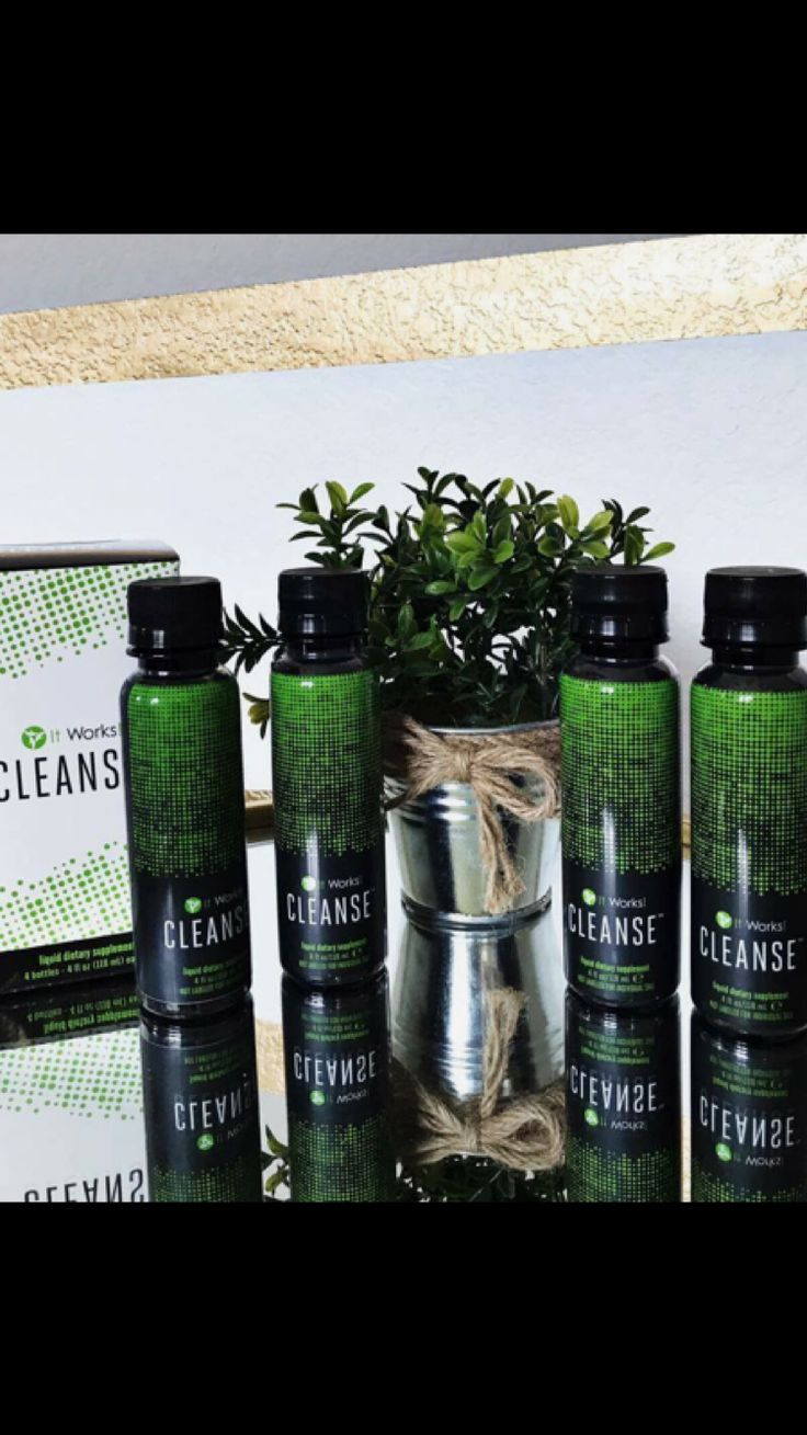 Did you know the average American carries 5-10 pounds of sludge in their intestines?! 😱😳   ItWorks! Cleanse is a gentle ✌🏼️ two day 🌿 herbal cleanse that helps your body 🔁 reset and ✔️ rebalance itself so you can 💪🏼 feel and 👀 your best! Formulated with two proprietary ♻️ blends to work with your body to help 🚮 remove toxins while delivering essential 👌🏼 nutrients and 💊 vitamins, ItWorks Cleanse provides a powerful cleanse without the harsh effects that other cleanses can cause…