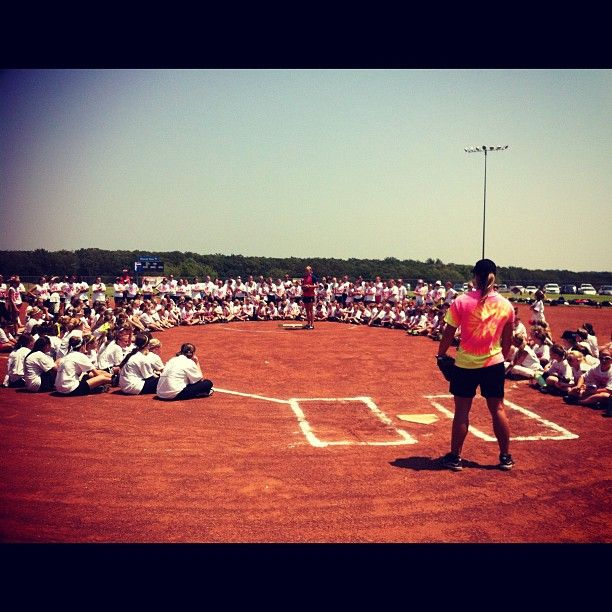 1000+ Images About Jennie Finch!!! On Pinterest