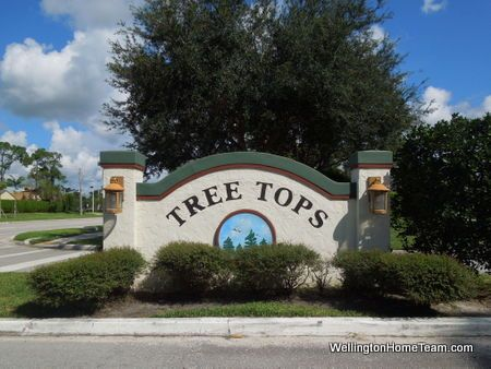 Tree Tops Wellington Florida Homes for Sale | Updated Daily! View the latest homes for sale in Tree Tops, a non-gated single family home community in Wellington Florida. #treetopswellington
