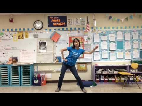 YouTube - Taylor Swift - Shake It Off elementary dance routine