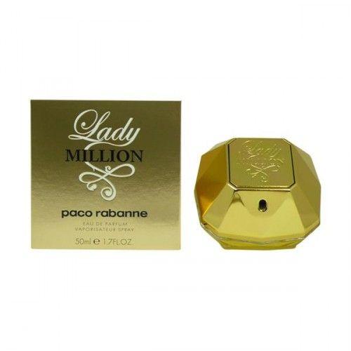 PARFUM Paco Rabanne - LADY MILLION 50 ml