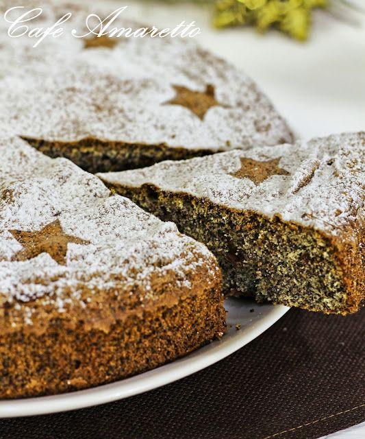 Węgierski tort makowy @cafeamaretto