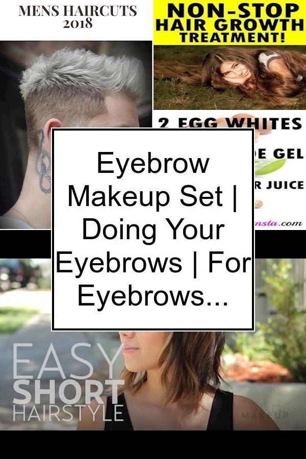 Eye And Eyebrow Makeup Eyebrow Threading Open Sunday How Should I Shape My Eyebrows In 2020 Eyebrow Makeup Short Hair Styles Easy Hair Growth Treatment