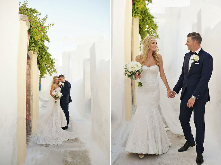 Wedding in Santorini – Cavo Ventus | Greece Mykonos Santorini Athens Wedding Photographer