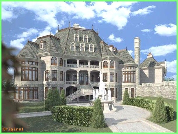 french chateau house plans best of 16 wonderful french - HD1024×768