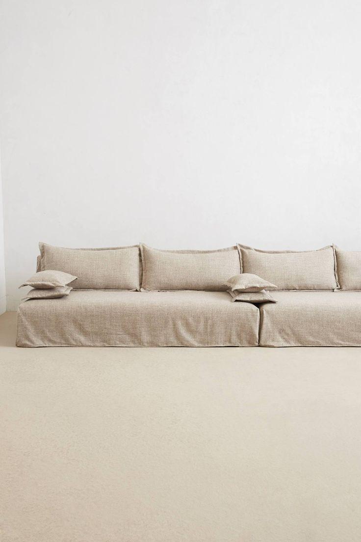 saranda sofa | anthropologie