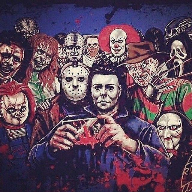 The 25+ Best Horror Icons Ideas On Pinterest