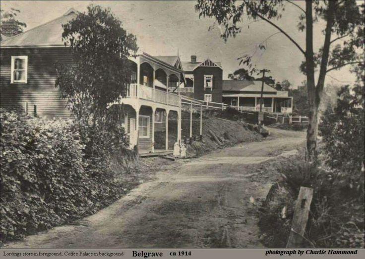 Belgrave 1914.