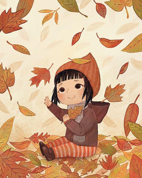 Olivia Chin Mueller Illustration