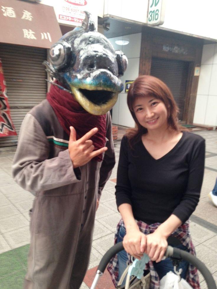 ほんまブログやってて良かったぜ☆なのだ!の巻 天神橋筋商店街の達人ハンギョクンのブログ