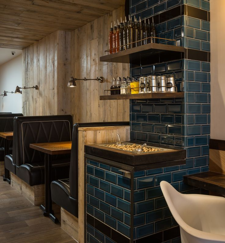 RESTAURANT | GBK Bromley by Moreno Masey Architecture + Interiors. Completed…