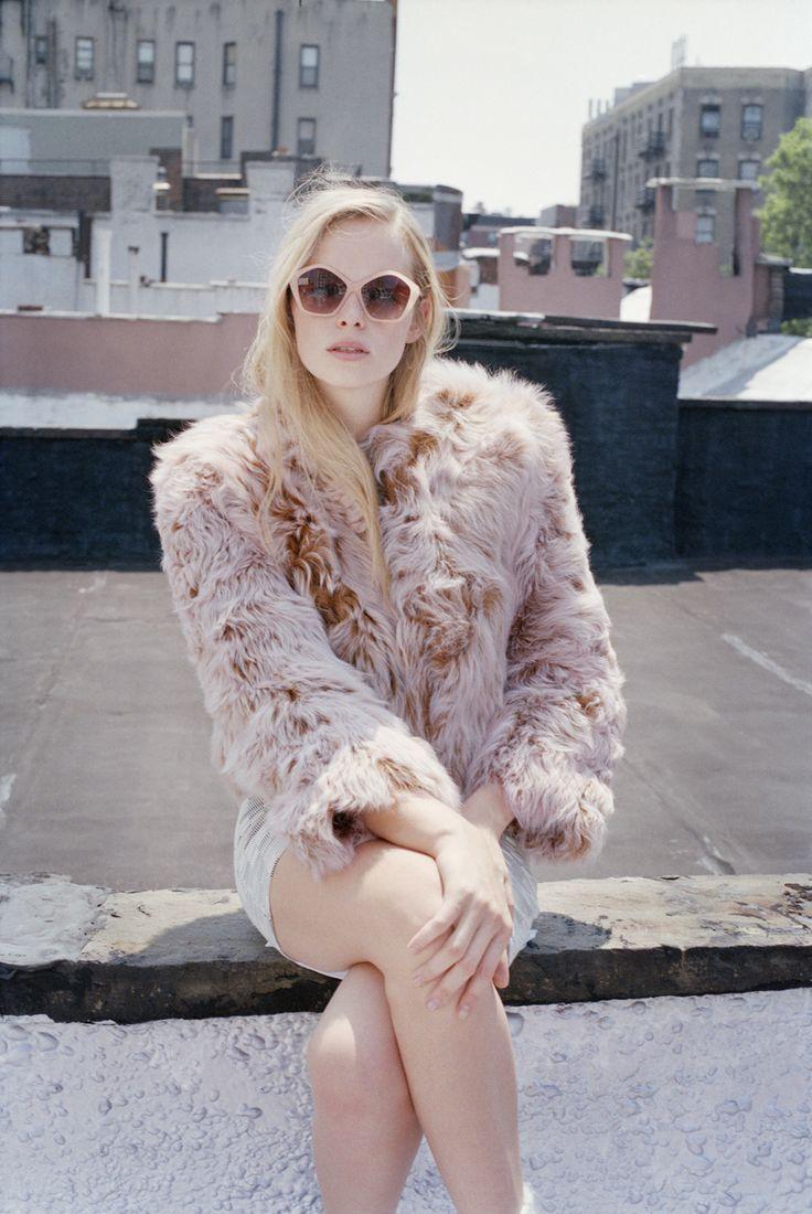 Best 25  Topshop fur coat ideas on Pinterest | Faux coat, Ariana ...