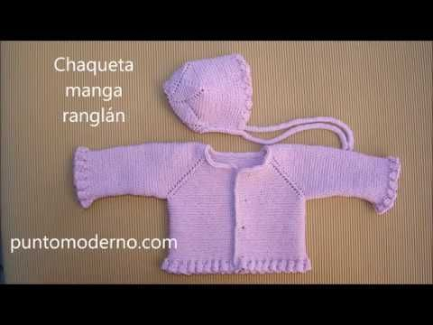 CHAQUETA CORTA I - YouTube