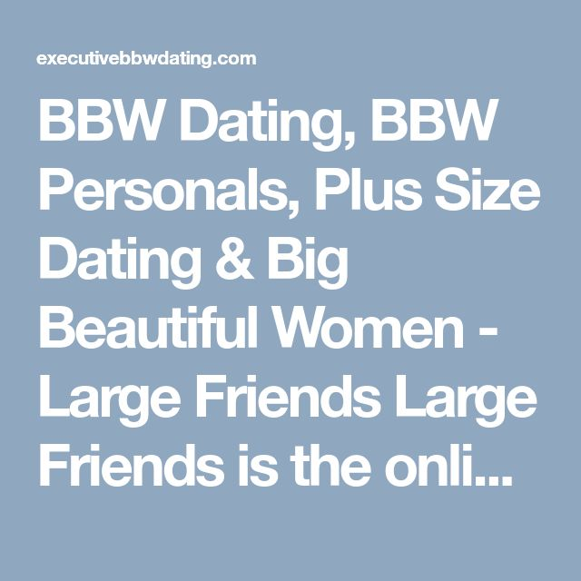 Bbw big butt free dating sites